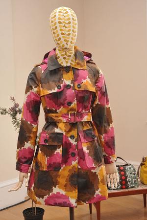 Показы мод Orla Kiely Весна-лето 2010 | Подиум на ELLE - Подиум - фото 3026