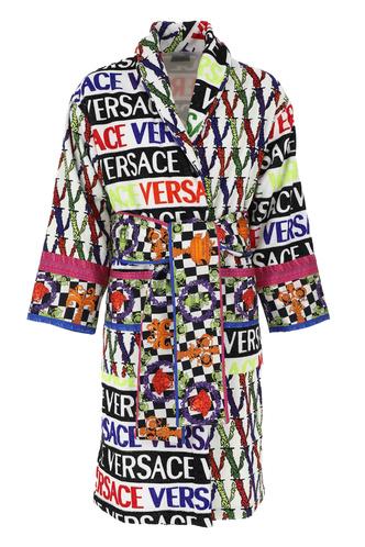 Текстиль и аксессуары из обновленных коллекций Versace Home (фото 2.1)