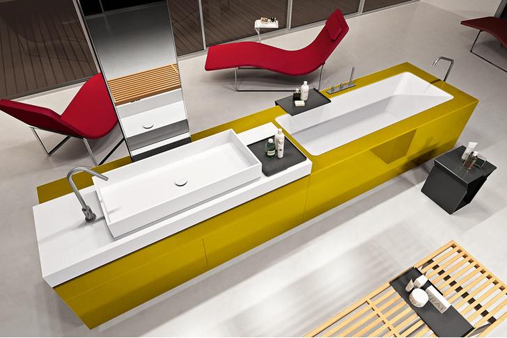 Топ-10: ванная комната в золотом цвете (фото 8)