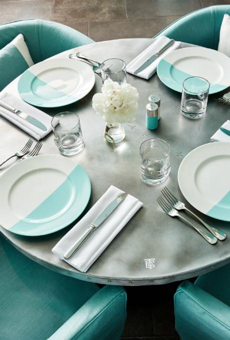 завтрак в Tiffany & Co.