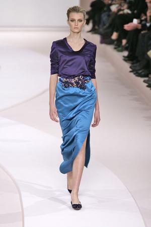Показы мод Valentino Весна-лето 2009 | Подиум на ELLE - Подиум - фото 3294