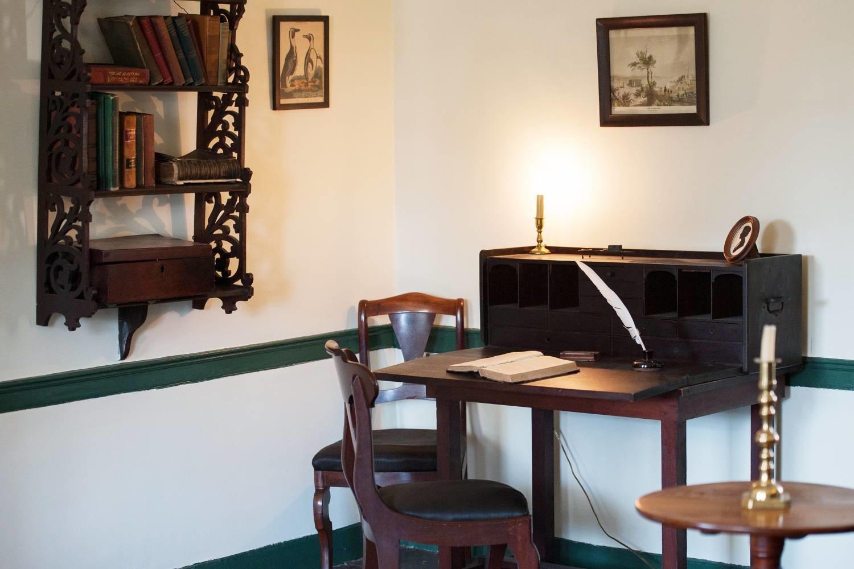 10+ домов, где были написаны бестселлеры (галерея 4, фото 2)