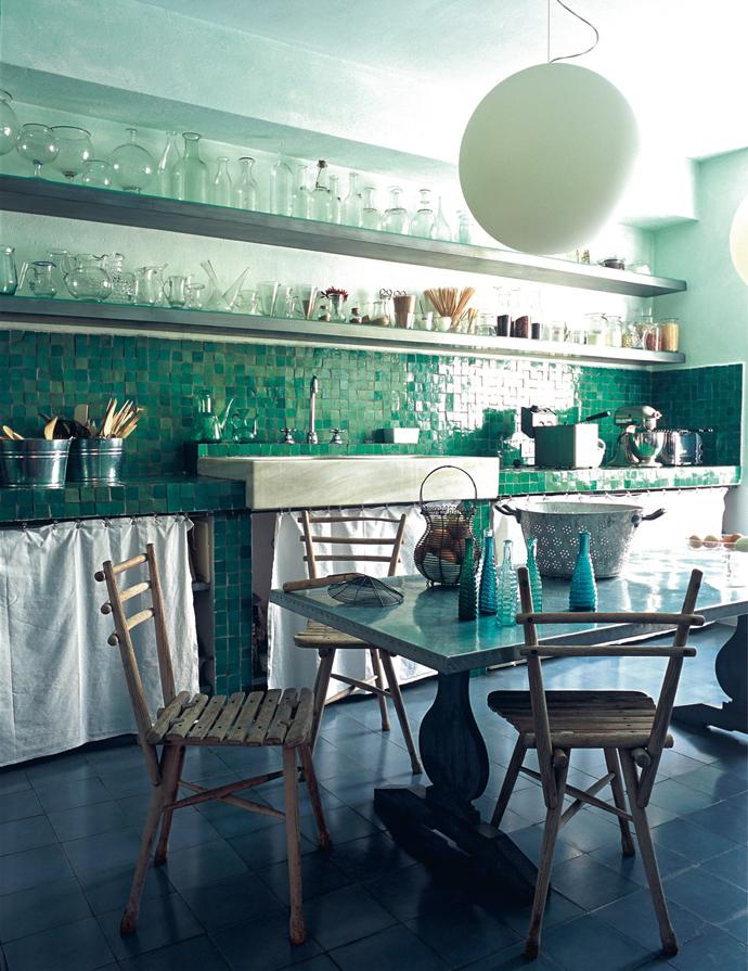 Средиземноморский стиль в интерьере: декор, советы | галерея [1] фото [6]