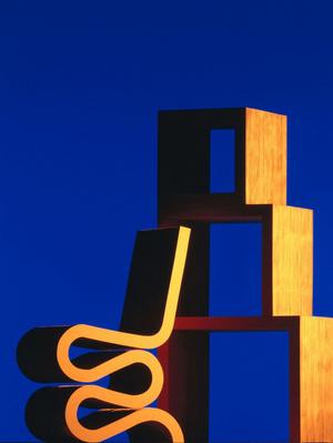 Культовый объект: Wiggle Side Chair Фрэнка Гери (фото 10.2)