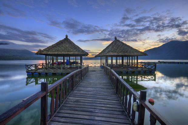 Закаты на Бали 2