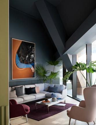 Салон Fritz Hansen по дизайну Хайме Айона в Китае (фото 6.1)