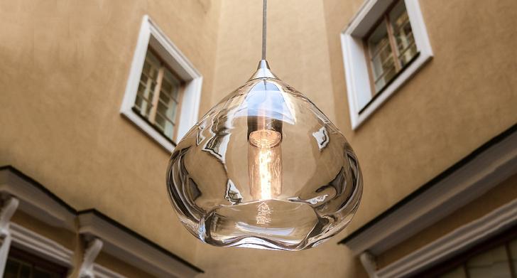 Новые имена: светильники GLASSBURG (фото 4)