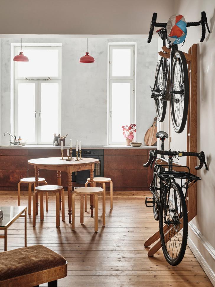 Квартира 53 м² в пастельных тонах в Мальмё (фото 3)