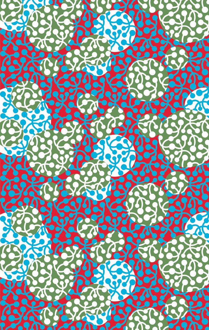 Ткань, Marimekko, студия A la Carte.