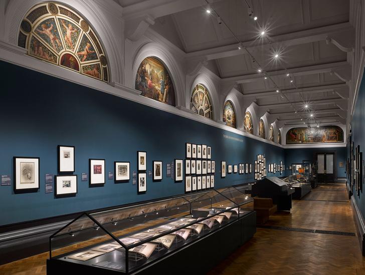 Новый Центр фотографии в музее V&A по проекту David Kohn Architects (фото 4)