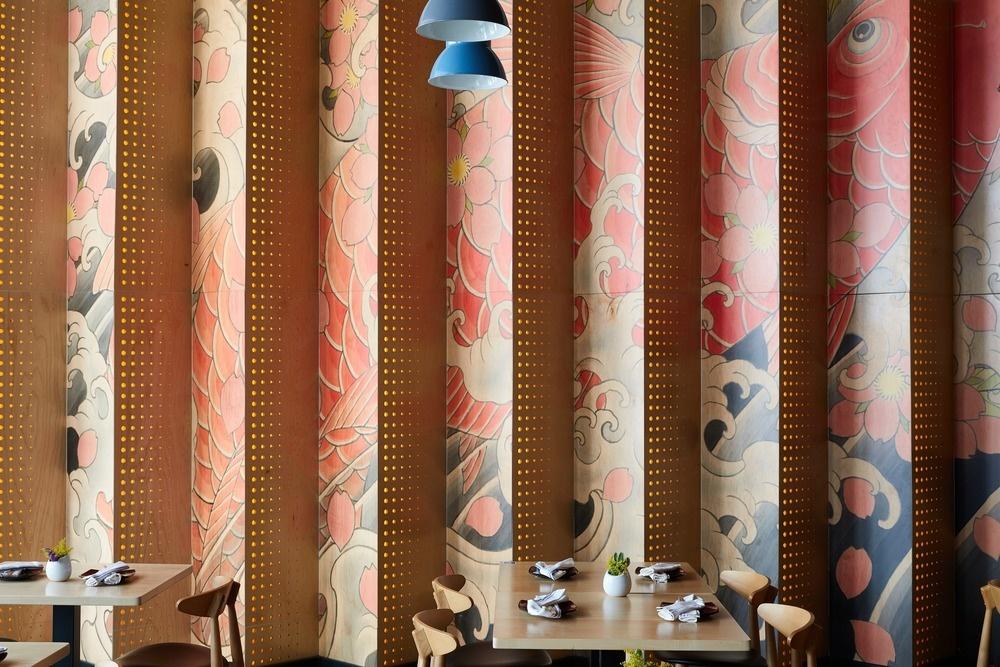 Суши, саке и японские татуировки: ресторан Sake Dojo в Лос-Анджелесе (галерея 4, фото 0)