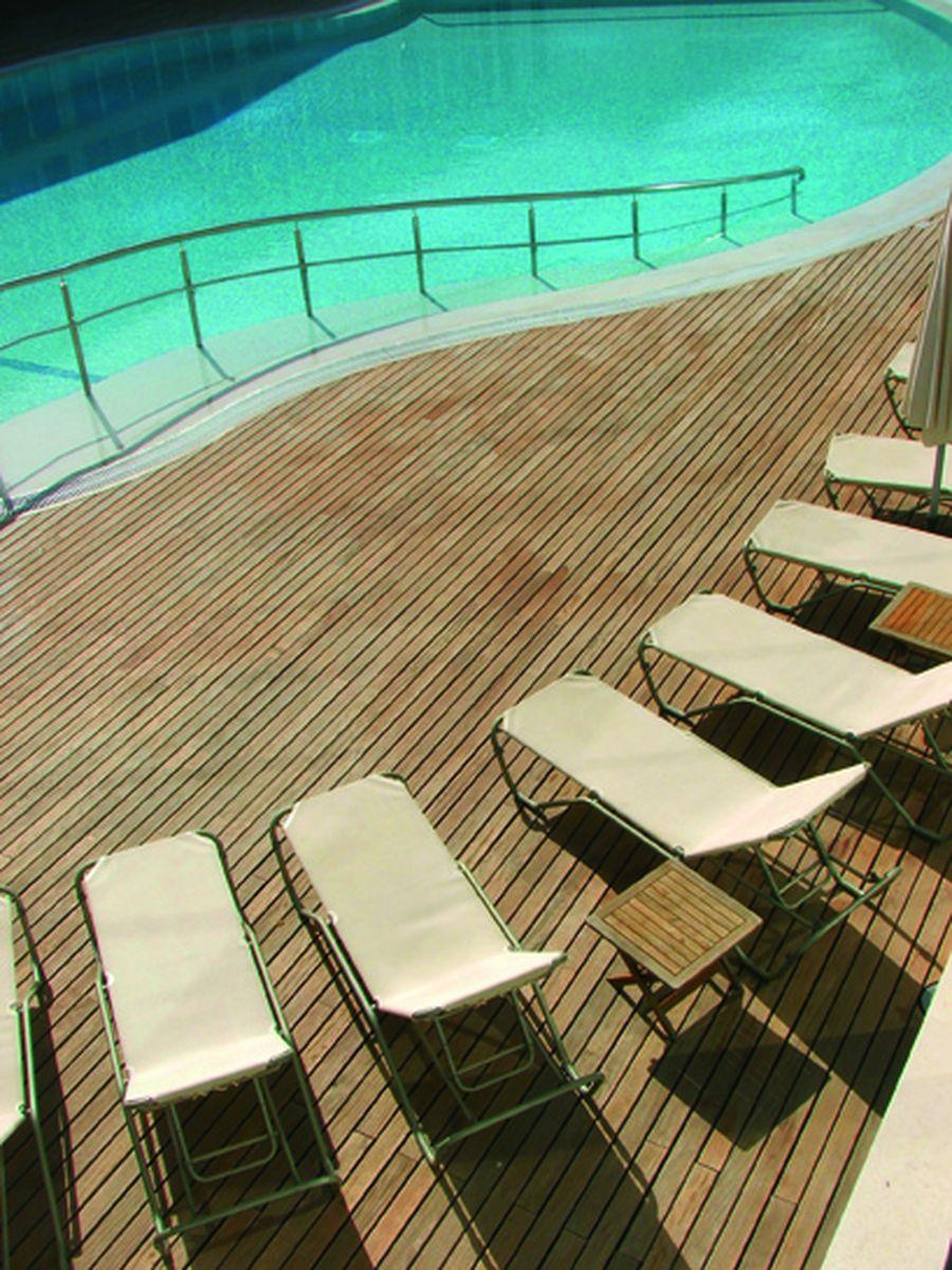 Wood and Co. Модные отделки для террас и бассейнов (галерея 21, фото 0)
