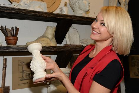 Открытие выставки «Микеланджело. Сотворение мира»   галерея [1] фото [5]