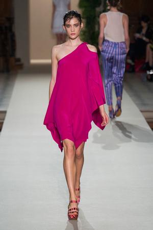 Показы мод Pascal Millet Весна-лето 2014 | Подиум на ELLE - Подиум - фото 3635