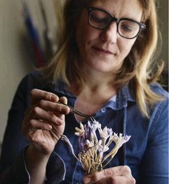 Цветы из стекла Лиллы Табассо (фото 0)
