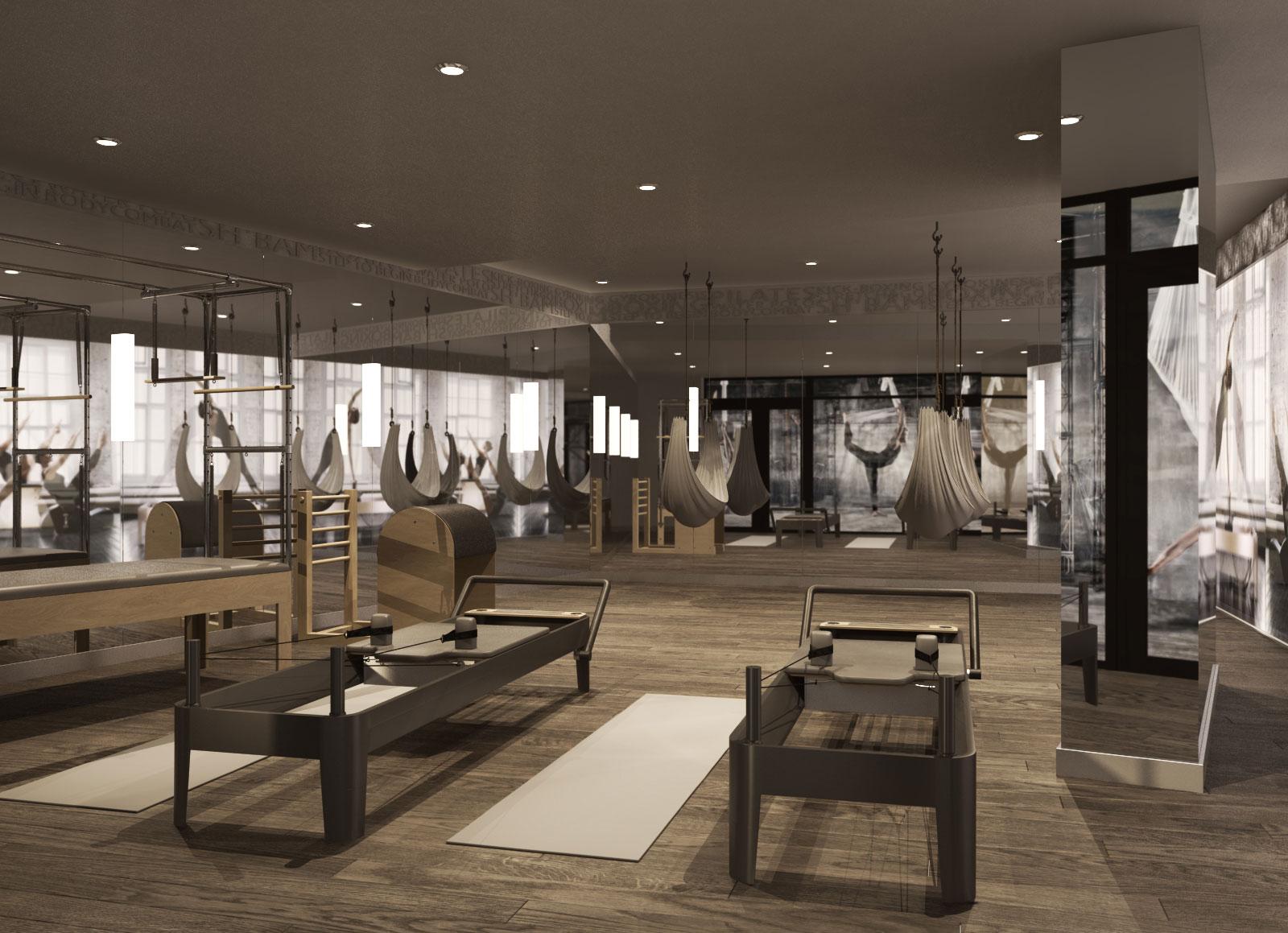 World Class открывает клуб в Монако | галерея [1] фото [7]