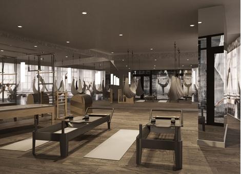 World Class открывает клуб в Монако   галерея [1] фото [7]