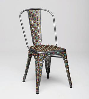 Культовый объект: индустриальный стул Ксавье Пошара (фото 15.1)