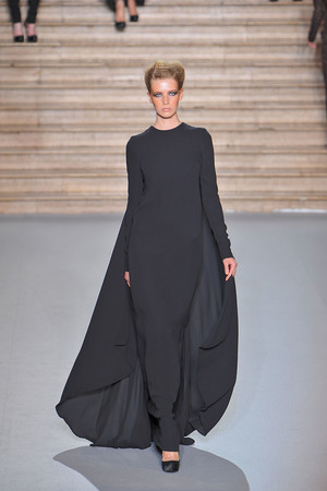 Показ Stephane Rolland коллекции сезона Осень-зима 2009-2010 года Haute couture - www.elle.ru - Подиум - фото 88352