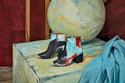Презентация коллекция обуви Ruban for Ekonika (галерея 1, фото 3)