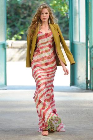 Показы мод Alexis Mabille Весна-лето 2012 | Подиум на ELLE - Подиум - фото 1798