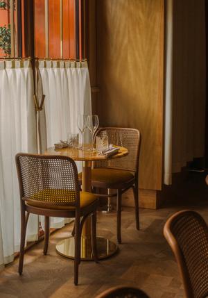 Ресторан Nolinski в стиле ар-деко (фото 4.1)