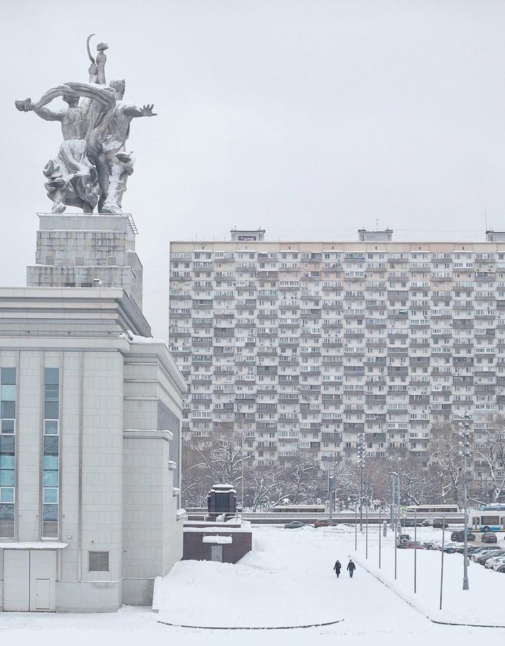 Архитектура в негативах: фотопроект Zupagrafika (фото 2)