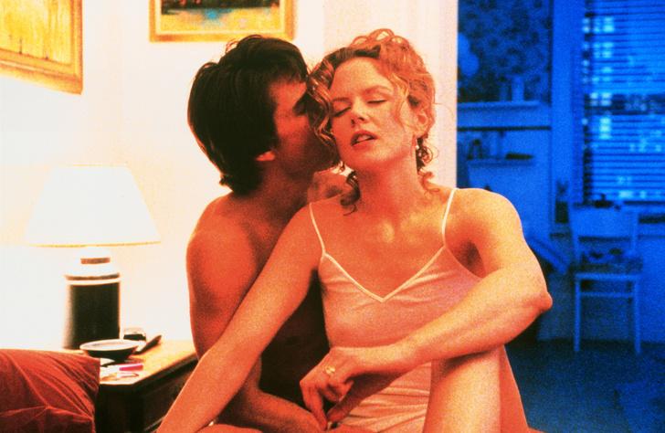 Секс Николь Кидман и Тома Круза из фильма «С широко закрытыми глазами»