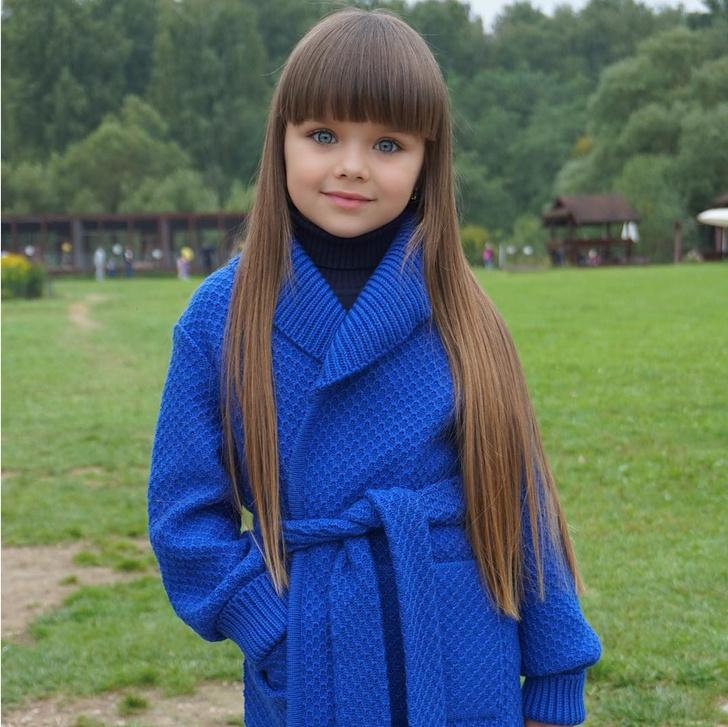 Самая красивая девочка в мире фото
