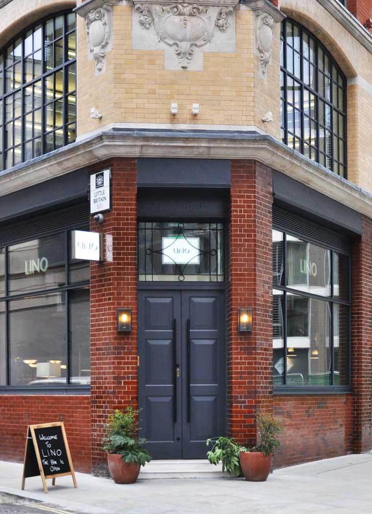 Лондонский ресторан в скандинавском стиле (фото 9)