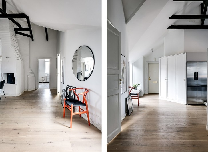 Под крышей дома: квартира модного блогера в Стокгольме (фото 10)