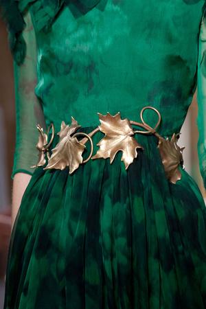 Показ Giambattista Valli коллекции сезона Осень-зима 2012-2013 года Haute couture - www.elle.ru - Подиум - фото 403789