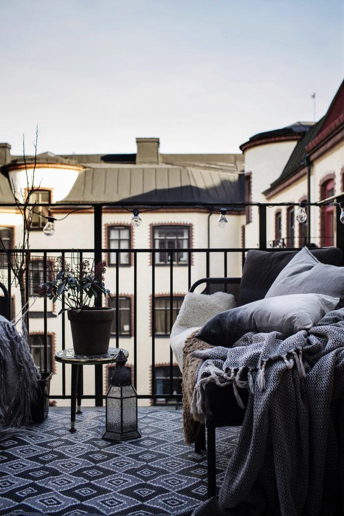 Как превратить балкон в райский уголок (фото 9)