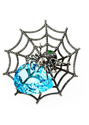 Elle Obsession: украшения к Хэллоуину от бутика Monza