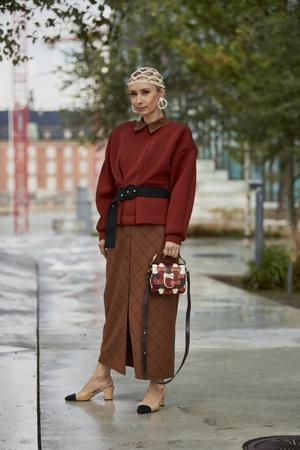 29 лучших стритстайл-образов на Неделе моды в Копенгагене (фото 9.2)