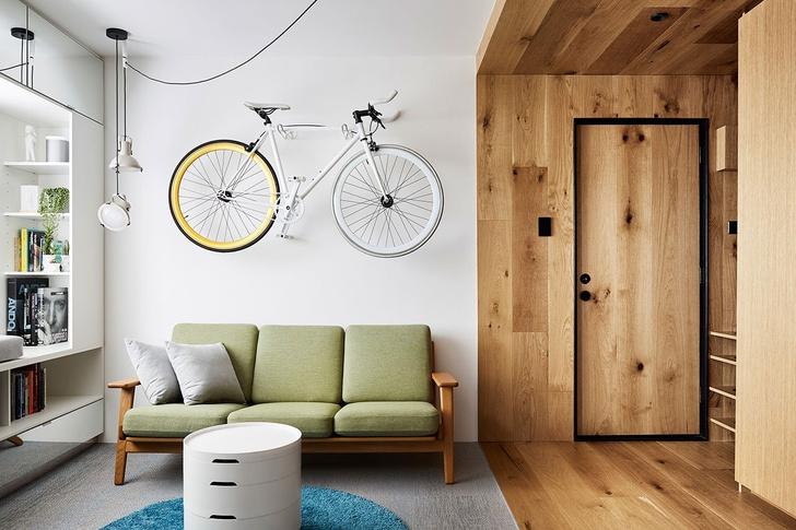 Минималистичная квартира 35 м² в Мельбурне (фото 2)