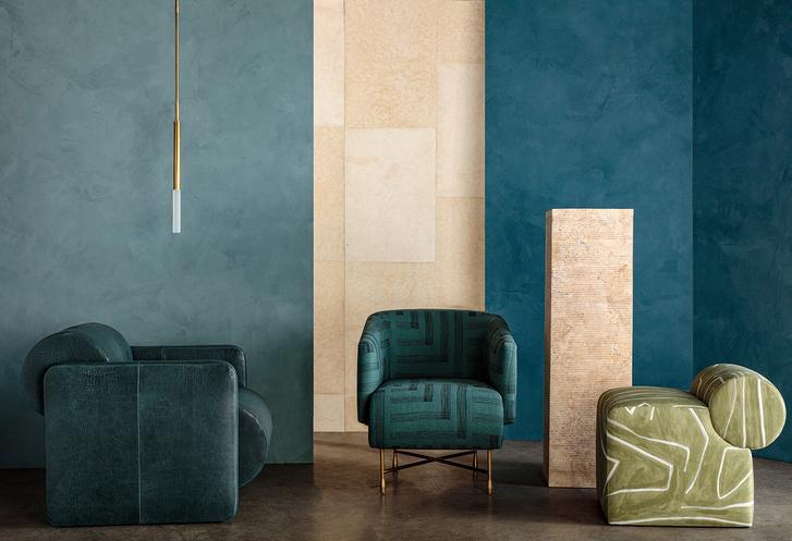 Новая коллекция мебели и света от Келли Уэстлер (фото 5)
