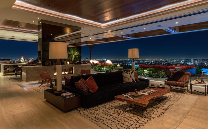 Ленни Кравиц оформил интерьеры в доме за $ 38 миллионов (фото 5)