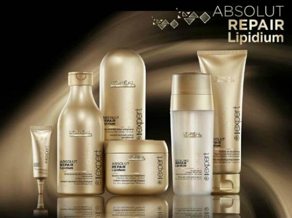 loreal professionnel absolut repair lipidium