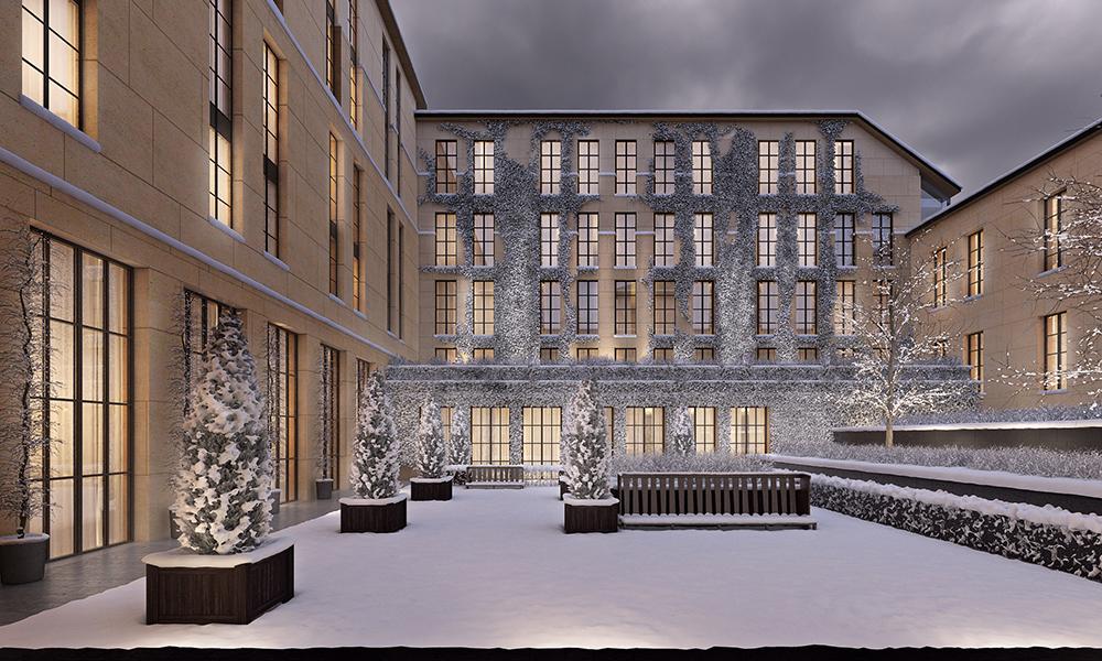 В Москве откроется Bulgari Hotel | галерея [1] фото [1]
