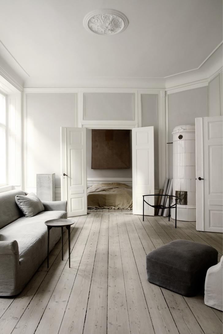 Туманное будущее: квартира в Копенгагене (фото 8)
