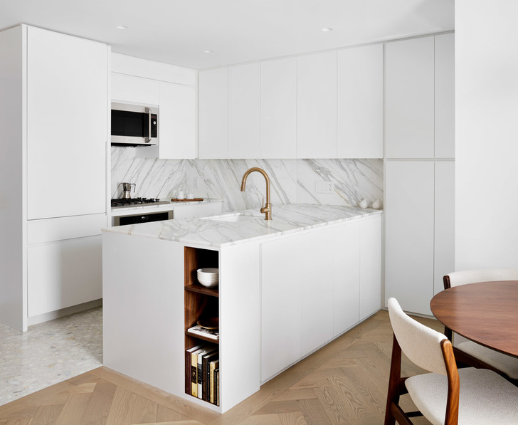 Pied-à-terre: квартира 51 м² в Нью-Йорке (фото 8)