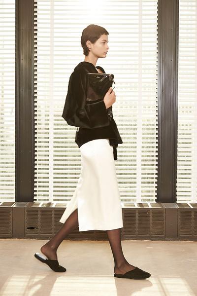 От первого лица: редактор моды ELLE о взлетах и провалах на Неделе Моды в Нью-Йорке | галерея [8] фото [1]