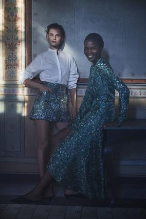 Кристи Тарлингтон Бернс стала новым лицом H&M Conscious Exclusive (фото 6)