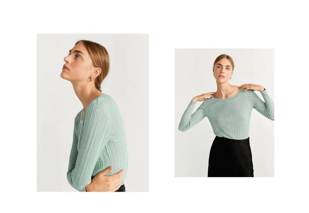 Неоновая мята: подарки в самом модном цвете 2020 года (фото 24)