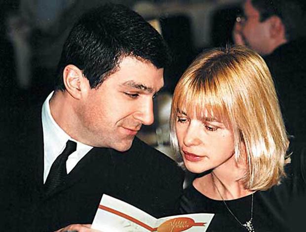 Кирилл Шубский и Вера Глаголева