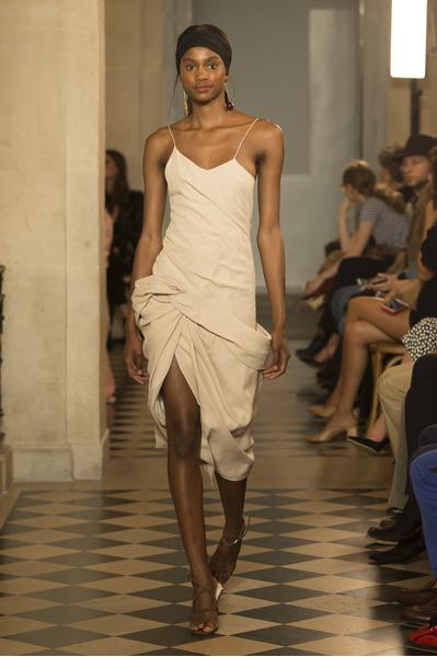 Jacquemus открыл неделю моды в Париже | галерея [1] фото [1]