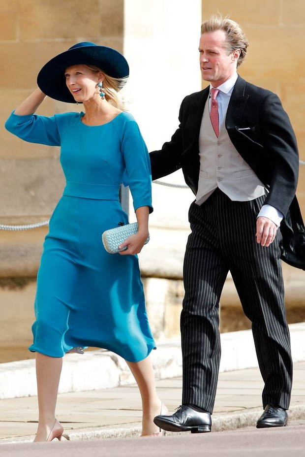 Новая королевская свадьба: Леди Габриэлла Виндзор выходит замуж за бывшего избранника Пиппы Миддлтон (фото 6)