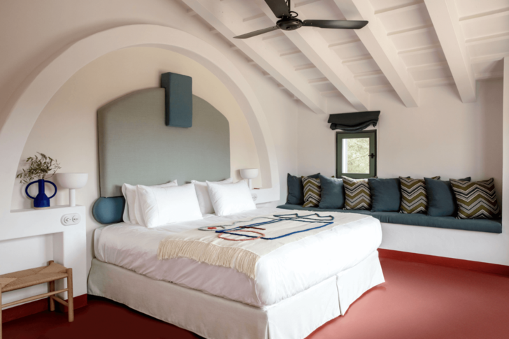 Бутик-отель на Менорке по проекту Доротеи Мейлихзон (фото 4)