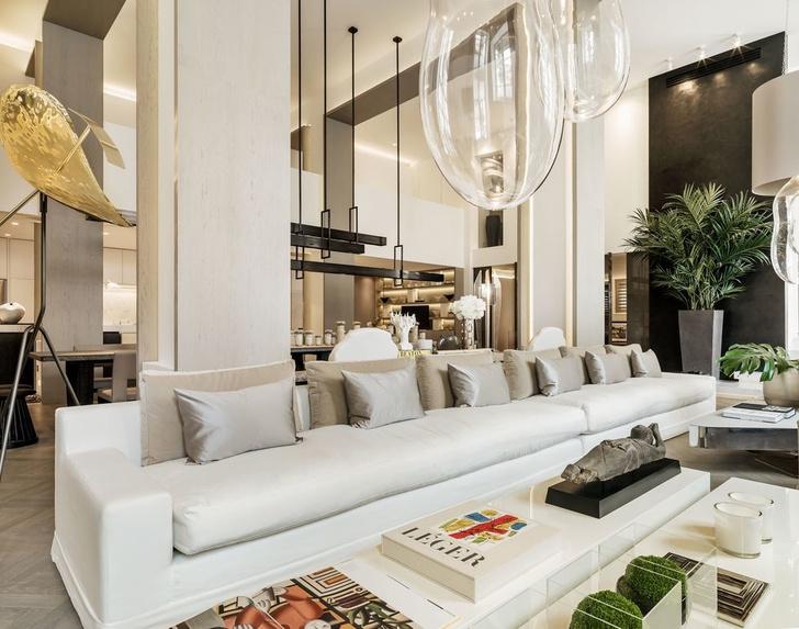 Дом дизайнера Келли Хоппен в Лондоне (фото 0)